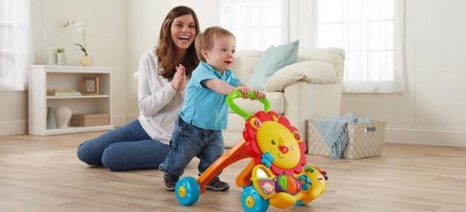 Особенности развития ребенка в 1,5 года