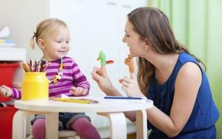 Почему ребенок в 2 года не говорит?