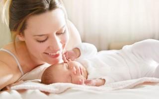 Сколько должен спать месячный ребенок?