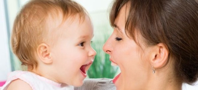 Во сколько месяцев ребёнок говорит «мама»?