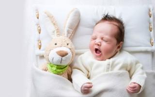 Почему ребенок плохо спит ночью, часто просыпается?