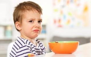 Ребёнок в 4 года плохо ест