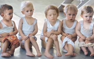Как приучить ребёнка к горшку в 1 год?