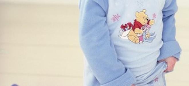 Цистит у ребёнка в 2 года