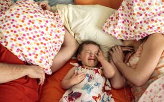 Ребёнок кричит во сне в 4 года