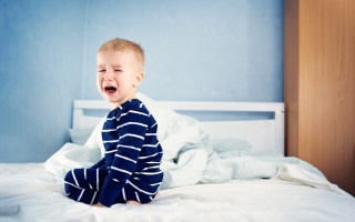 Что делать, если ребёнок в 4 года закатывает истерики?