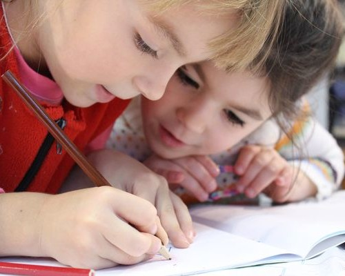Развитие ребенка в 4 года: рисование