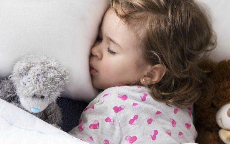 Ребенок 2 года плохо спит ночью, просыпается часто и плачет.