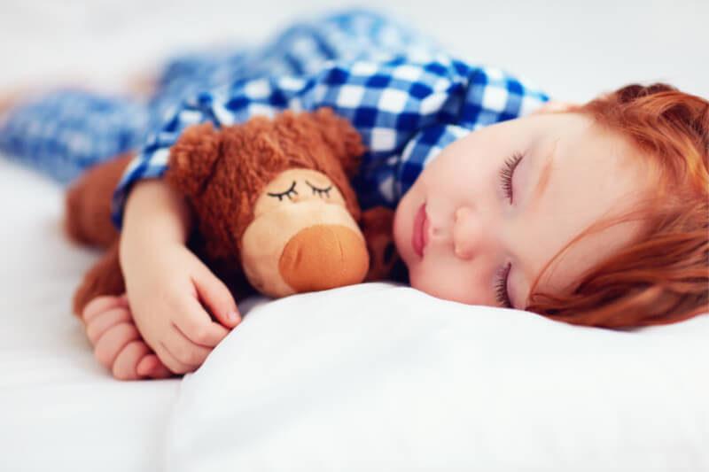 Сколько должен спать ребенок в 3 года?
