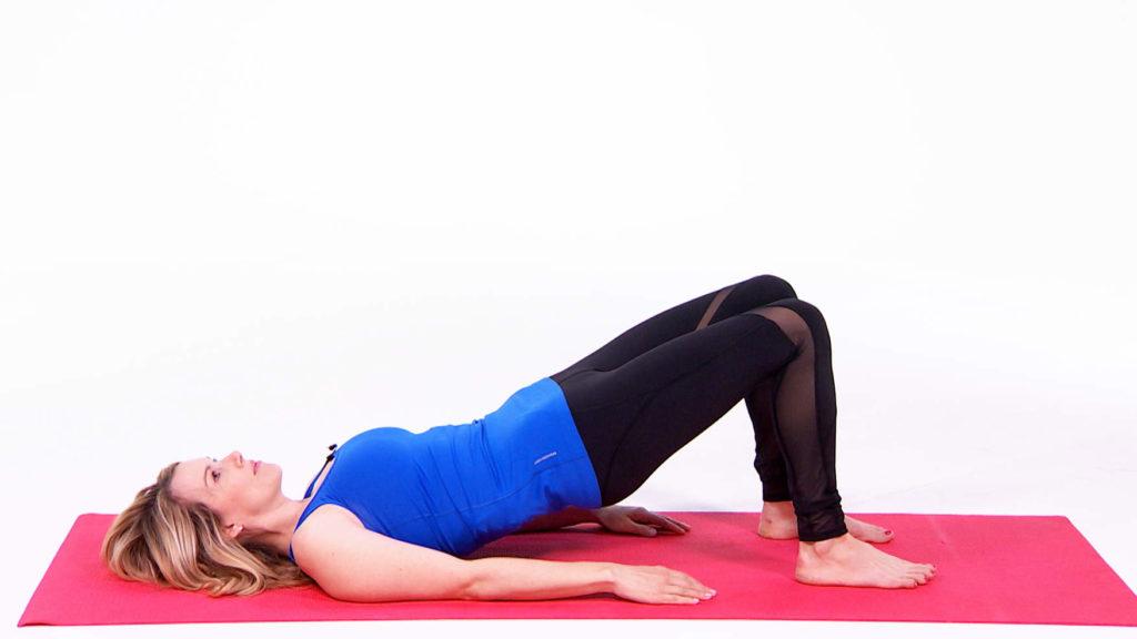 Упражнения при диастазе после родов.
