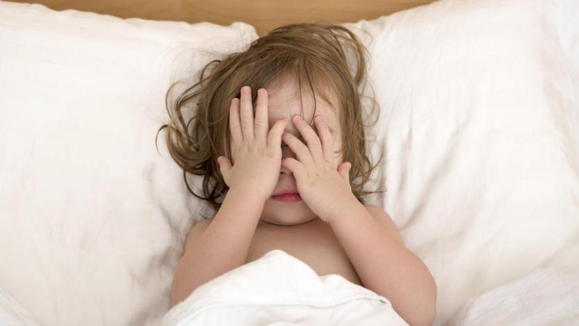 Ребёнок кричит во сне в 4 года.