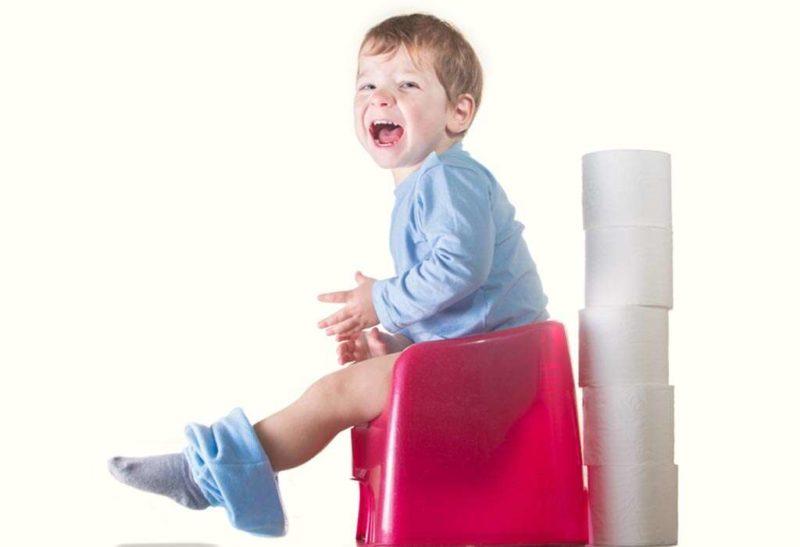 Запор у ребенка в 3 года: что делать?