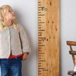 Рост девочки в 5 лет: норма