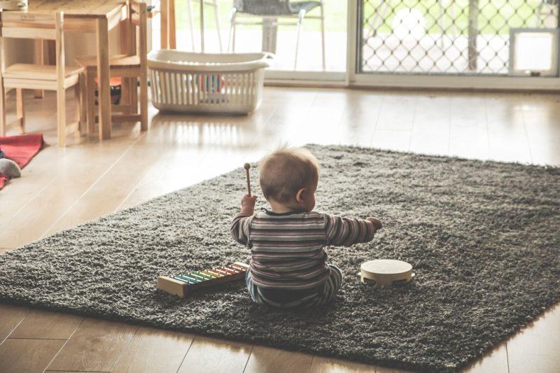 Игры для малышей от 1 года до 2 лет.