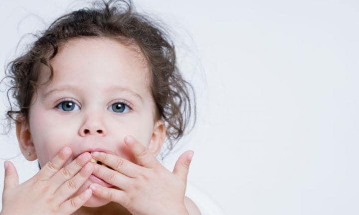 Ребенок в 3 года не говорит.