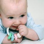 Режим ребенка в 4 месяца