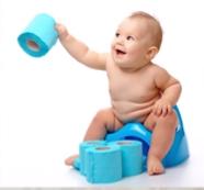 Во сколько месяцев нужно приучать ребёнка к горшку?
