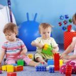 Режим дня ребёнка в 2 и 3 года