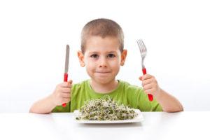 Ребенок в 4 года плохо ест
