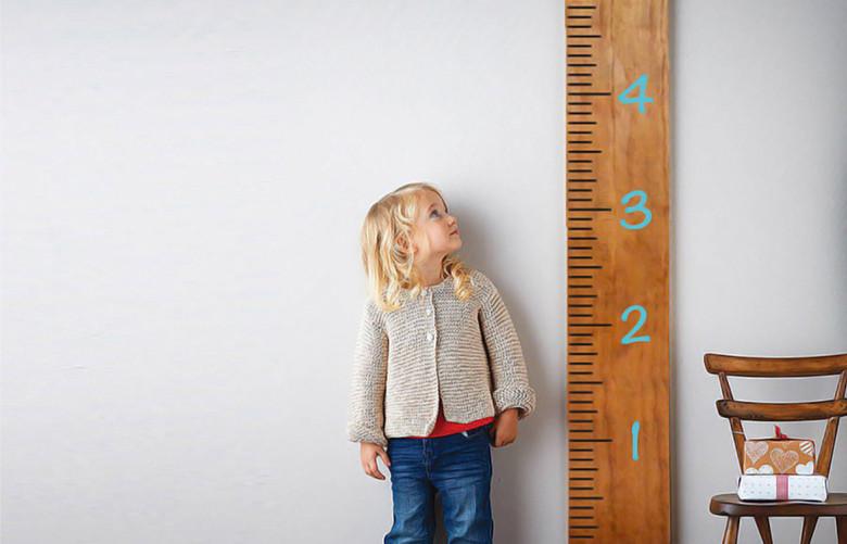 Рост ребенка по годам: таблица