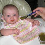 Питание ребёнка в 9 месяцев на искусственном вскармливании