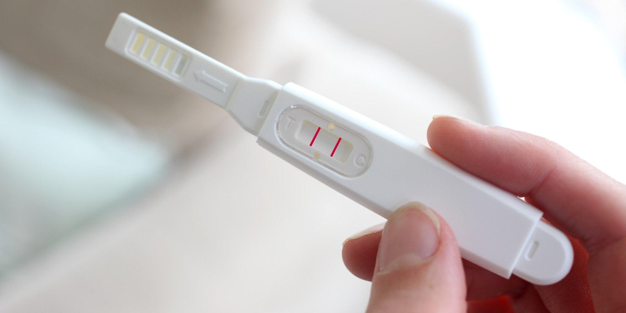 Когда можно делать тест на беременность?