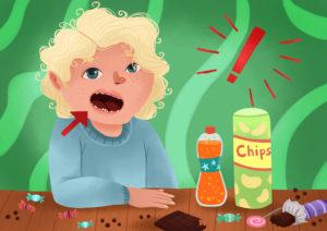 Что делать, если ребенок плохо ест в 6 лет?
