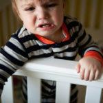 Ребёнок 5 лет потеет во сне