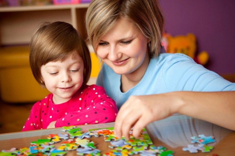 Игры с ребенком в 4 года дома