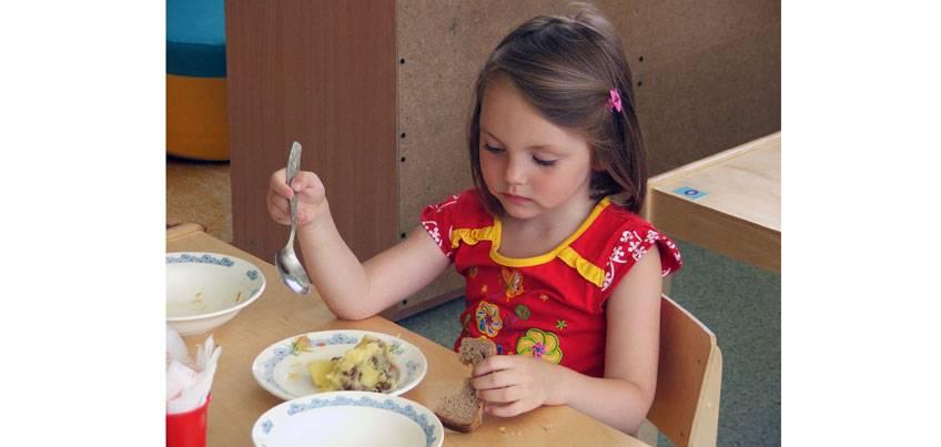 Ребенку 4 года отказывается есть thumbnail