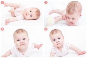 Почему ребенок в 4 месяца не переворачивается на живот?