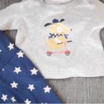 Размеры одежды для новорождённых по месяцам