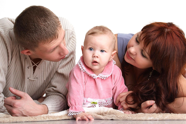 """Как ребенка научить говорить """"мама"""" и """"папа""""?"""