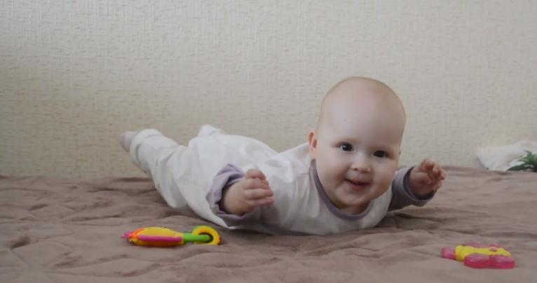 Режим ребенка в 6-7 месяцев