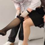 Компрессионные чулки 1 класса компрессии для женщин