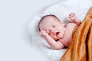 Икота у новорождённого после кормления