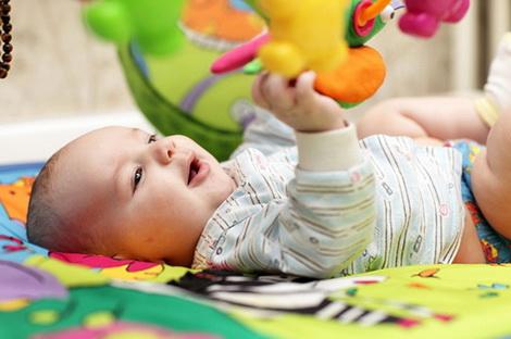 Cенсорное развитие детей раннего возраста
