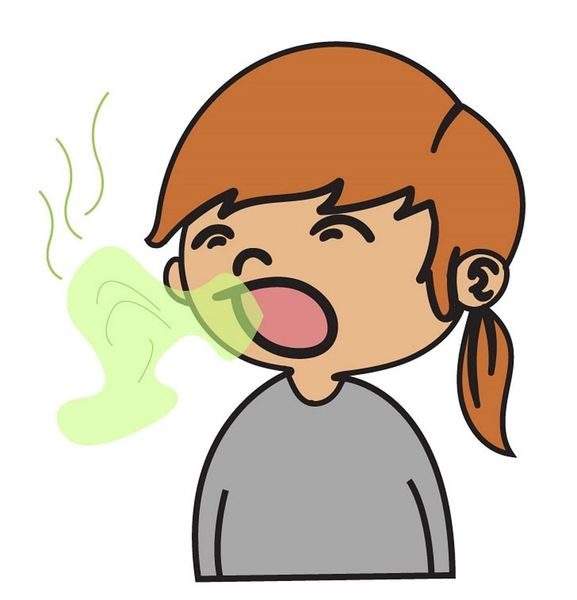 Почему у ребенка неприятно пахнет изо рта?