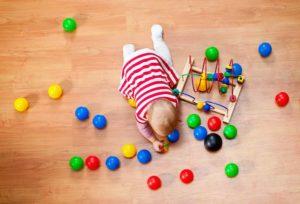 Скачки развития у ребенка до года