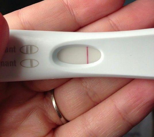 Беременность есть, а тест отрицательный. Почему?