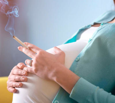 Кто курил во время беременности?
