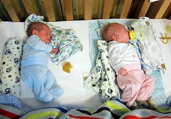 Как должен спать новорожденный ребенок?