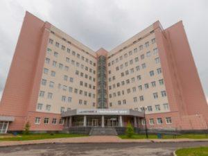 Перинатальный центр: Екатеринбург, ул. Серафимы Дерябиной, 32