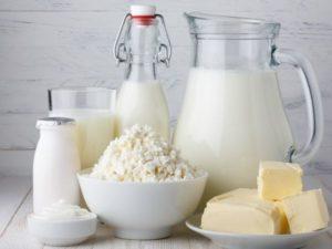Запрещенные продукты при грудном вскармливании