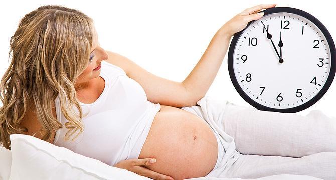 Как посчитать срок беременности в неделях?