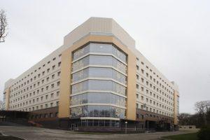 Перинатальный центр в Ставрополе на ул. Семашко